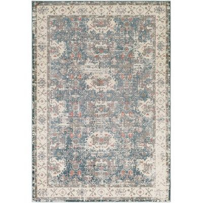 One Allium Way Ottawa Gray Blue Area Rug Rug Size 8 10 X 12 9