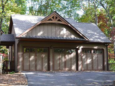 3 Car Garage Photo 053g 0029 Three Car Garage Plans Garage