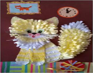 اعمال يدوية طريقة عمل لوحة فنية بالورق الملون Arts And Crafts For Kids Preschool Crafts Paper Crafts