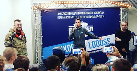 «Ты знаешь о Тарасове только из инстаграма Бузовой». Первый рэп-баттл русского футбола - Вы это видели? - Блоги - Sports.ru