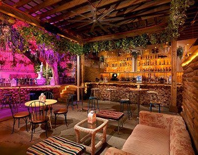 Check Out New Work On My Behance Portfolio El Patio Restaurant