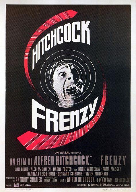 Frenzy (1972) (Alfred Hitchcock)