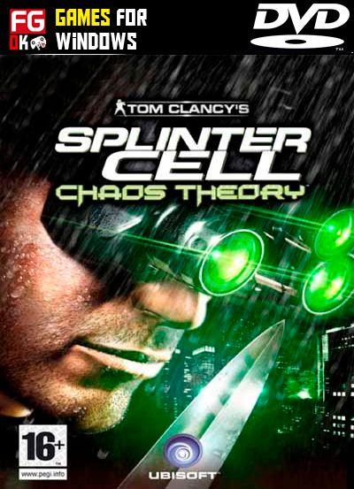 Descargar Splinter Cell 3 Chaos Theory Pc Full Espanol Mega Mediafire Utorrent Full Game Peliculas En Linea Gratis Juegos De Accion Peliculas En Linea