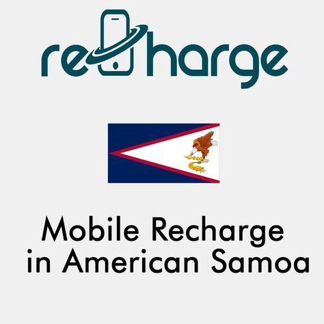 Mobile Recharge in American Samoa. Use our website with easy steps to recharge your mobile in American Samoa. Mobile Top-up Instant & Worldwide. You may call it mobile recharge, mobile top up, mobile airtime, mobile credit, mobile load or whatever you want #mobilerecharge #rechargemobiles https://recharge-mobiles.com/