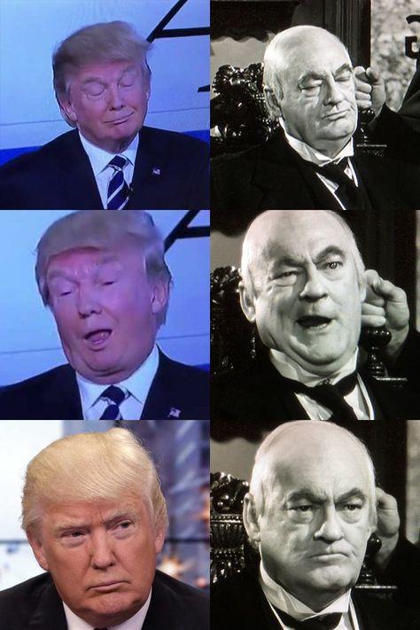 Image result for trump potter