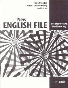 New English File Pre Intermediate Workbook Key Documents English File English Books Pdf Workbook