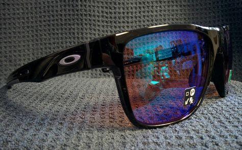 Oakley CROSSRANGE XL Sunglasses 9360-0458 Polished Black  3b175a922d1