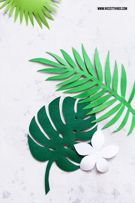 Diy Tropical Leaf Garland Tutorial With Free Printable Templates Leaves Template Free Printable Leaf Template Printable Leaf Template ✓ free for commercial use ✓ high quality images. diy tropical leaf garland tutorial with