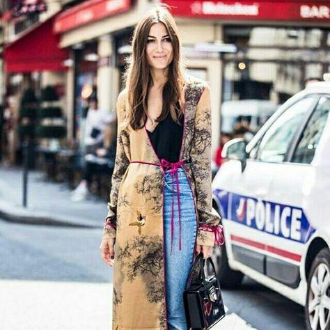 Kimono @whowhatwear. uk