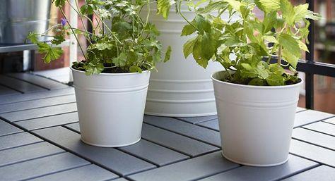 El Suelo Exterior Ikea La Tarima Para Terrazas Y Balcones Jardin