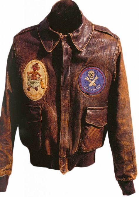 Hazel Home Art and Antiques Wausau, Wisconsin: American Leather World War II Flight Jackets.