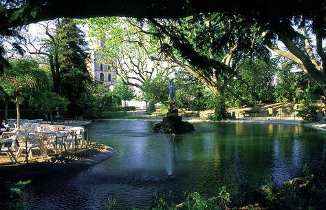 Le Jardin Du Rocher Des Doms Avignon Avignon Visit France Places To Go