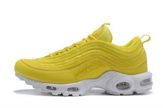 Nike Air Max 97 Plus TN Triple Yellow