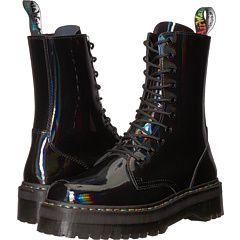 Jadon Hi Rainbow Patent by Dr. Martens