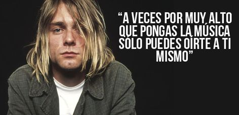 Galería: 13 Frases de Kurt Cobain brutalmente honestas | Notinerd