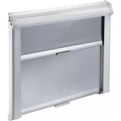 Reduzierte Gardinen Vorhange Grau Und Aluminium
