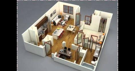 Desain Interior Rumah Minimalis Type 3060 In 2020 Modern House
