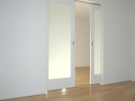 Best Frosted Glass Pocket Door Modern Interiors 54 Ideas In 2020 Glass Pocket Doors Cavity Sliding Doors Pocket Doors