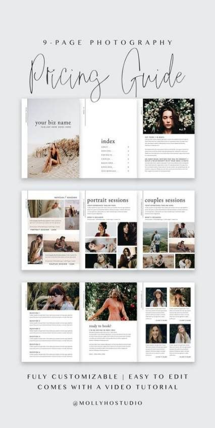 Photography Wedding Packages Price List Templates 49 Best Ideas Pricing Guide Photography Photography Pricing Template Wedding Photography Pricing
