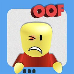 Oof soundboard for Roblox on the App Store App support