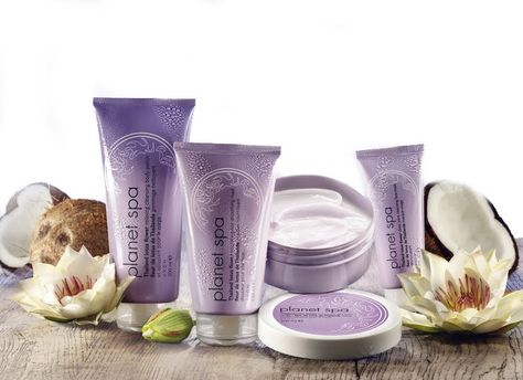 Avon Planet Spa Thailand Lotus Flower Collection Simply Amazing