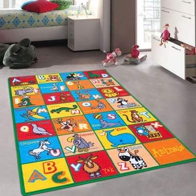 Allstar Rugs Hand Tufted Area Rug Childrens Area Rugs Area Rugs Diy Nursery Area Rug
