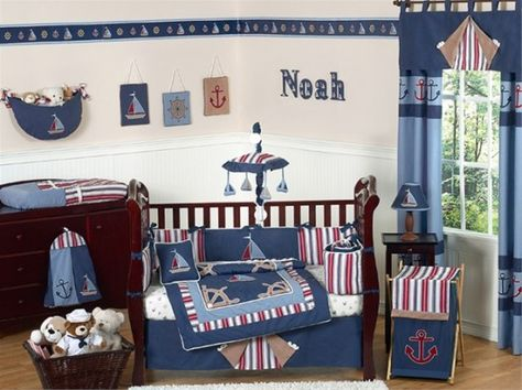Baby Noah Nautical Theme Love