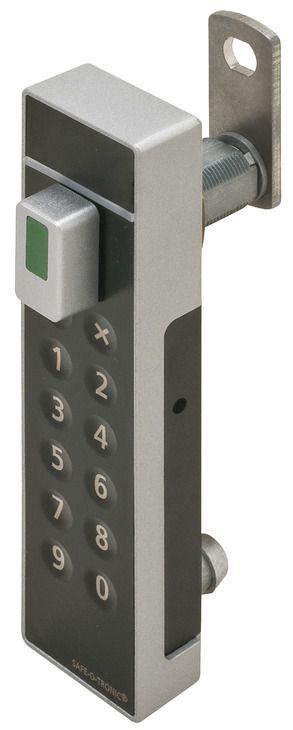 Keypad Lock Safe O Tronic Ls200 In The Hafele America Shop Keypad Lock Safe Lock Safe Deposit Box