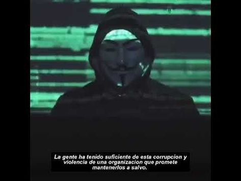Anonymous 2020 - We Are Back