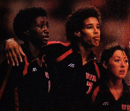 Rose Magers Flo Hyman Debbie Green Great Players Usa Volleyball Olympic Athletes Volleyball Players