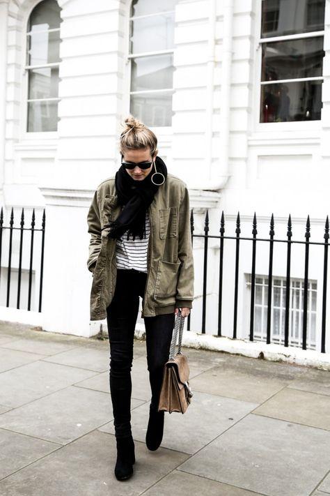 Street Style & Fashion Tips: Photo