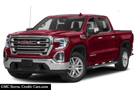 Strong Pickup Trucks That You Can Trust Much More Than A Comfy Suv Gmc Gmc Sierra 1500