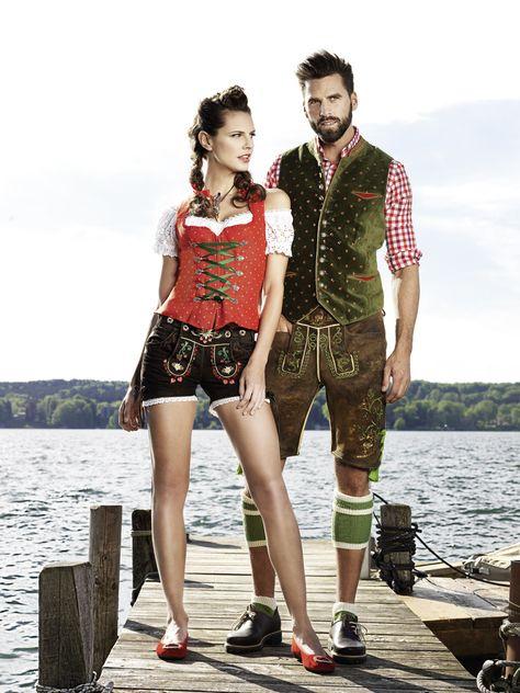 #Angermaier-Lederhosen für Damen und Herren