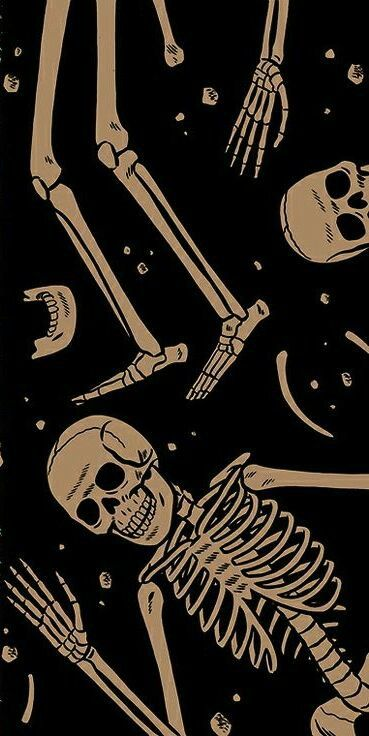 Phone Wallpaper Hd Skull Wallpaper Edgy Wallpaper Art Wallpaper