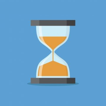 Hourglass Icon Flat Design Vector Illustration Hourglass Clipart Hourglass Icons Antique Png And Vector With Transparent Background For Free Download Hourglass Vector Illustration Sand Clock
