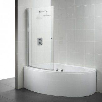 Corner Bathtub And Shower Ideal Standard Create Offset Corner Bath Shower Corner Bathtub Shower Corner Tub Shower Combo