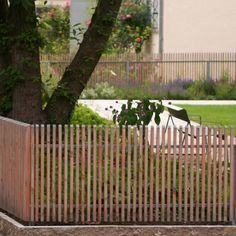 Terrasse Sichtschutz von Pletscher Co AG Garden Fence