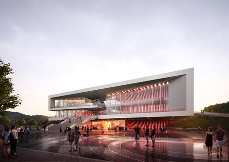 Asan Literary Art Hall – NORTHPOINT