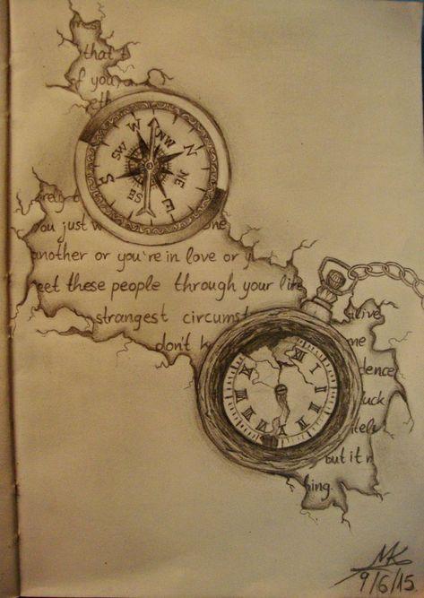 ..old mais gold .. ~ dessin ~ crayon -mag_kor - La source du savoir passe par le partage