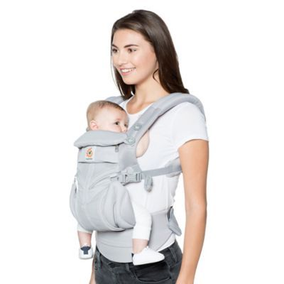 ERGO Cool Air Mesh ADAPT 4 POSITION Baby Carrier Backpacks Slings Gray