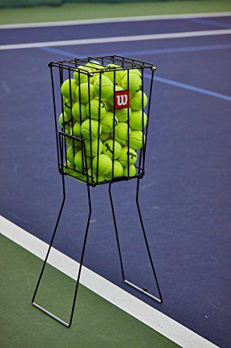 75 Tennis Ball Pick Up Hopper Tennis Ball Tennis Tennis Crafts