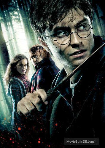 Verrassend Harry Potter and the Deathly Hallows: Part I | Zweinstein, Harry LA-68