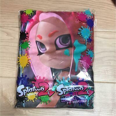 Splatoon 2 Octo Expansion Big Blanket Set of 2