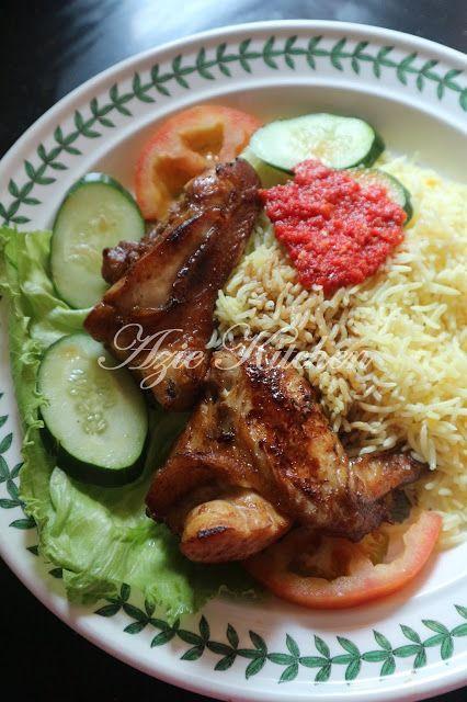 Nasi Ayam Azie Kitchen Masa Lock Down Makanan Makan Malam Resep Makanan