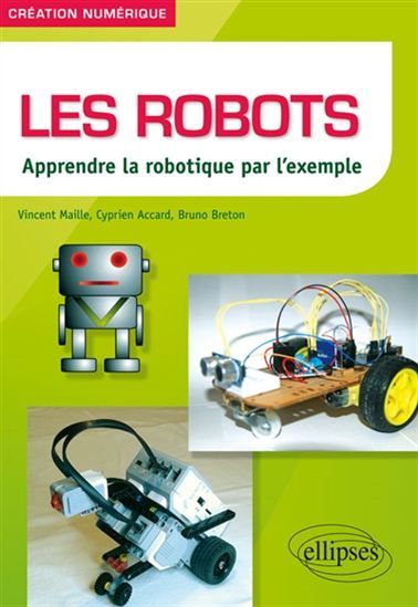 Une Initiation A La Robotique Qui Propose De Decouvrir La Programmation En Python En Effectuant Differentes Missions Robotique Carte Arduino Cours Electronique