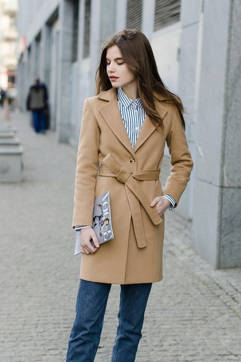 8d44ae41f Pin by Athina Akratoy on fashion | Coats for women, Double breasted ...