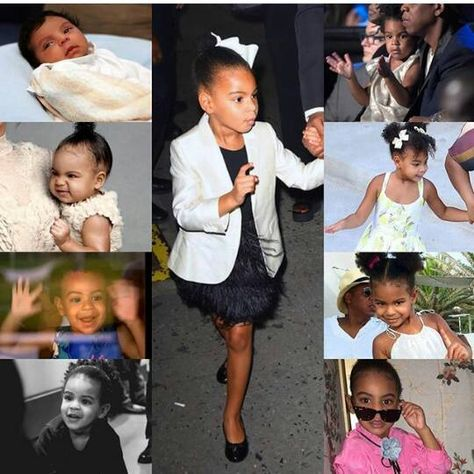 Miss Blue Ivy Carter