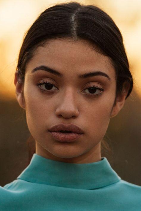 MULTICULTURAL MODELS — Vanessa Mendez @VISION L.A.