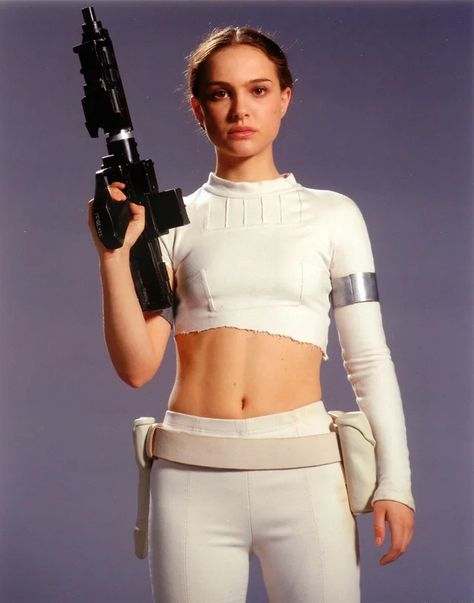 Natalie Portman as Padmé Amidala from Star Wars