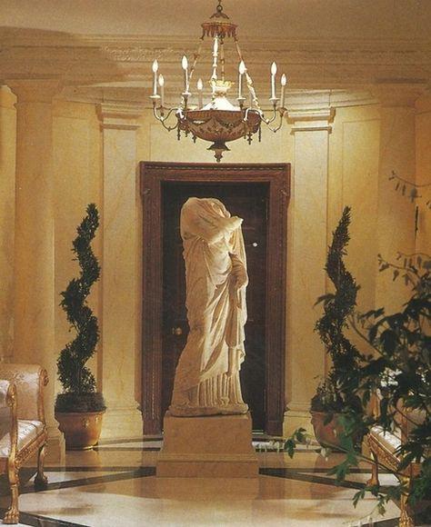 Ambiente 65 Recibidor Torso Romano Decorar Con Arte